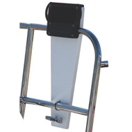 "Edson Stern Rail Outboard Aluminum Motor Mount f\/1-1\/4"" Railings [521-125AL]"