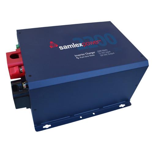 Samlex 2200W Pure Sine Inverter\/Charger - 12V [EVO-2212]