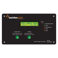 Samlex Flush Mount Solar Charge Controller w\/LCD Display - 30A [SCC-30AB]