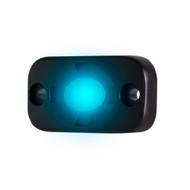 """HEISE Auxiliary Accent Lighting Pod - 1.5"""" x 3"""" - Black\/Blue [HE-TL1B]"""
