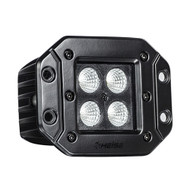 "HEISE Blackout LED Cube Light - Flush Mount - 3"" [HE-BFMCL2]"
