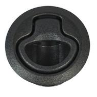 Southco Flush Plastic Pull Latch - Pull To Close - Black [M1-64]