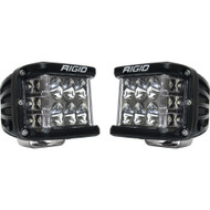 Rigid Industries D-SS Pro Driving - Pair - Black [262313]