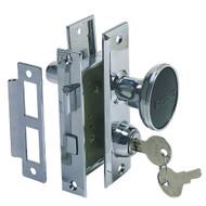 Perko Mortise Lock Set w\/Bolt [0927DP0CHR]