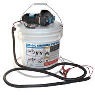 Jabsco DIY Oil Change System w/Pump & 3.5 Gallon Bucket  [17850-1012]