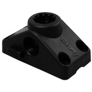 Scotty 241 Locking Combination Side or Deck Mount - Black  [241L-BK]