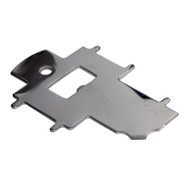Whitecap Deck Plate Key - Universal  [S-7041P]