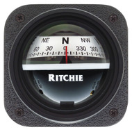 Ritchie V-527 Kayak Compass - Bulkhead Mount - White Dial  [V-527]