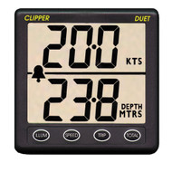Clipper Duet Instrument Depth Speed Log w/Transducer  [CL-DS]
