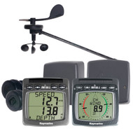 Raymarine Wireless Speed Depth Wind NMEA System  [T104-916]