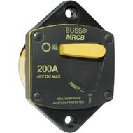 Blue Sea 7049 200 Amp Panel Mount 187 Series Circuit Breaker  [7049]