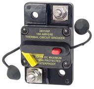 Blue Sea 7187 100 Amp Circuit Breaker Surface Mount 285 Series  [7187]