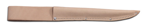 """Dexter Russell Leather Sheath Up To 9"""" Blades 20410 #1"""