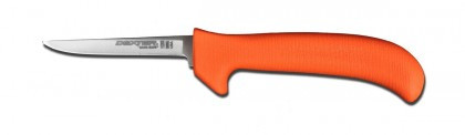 """Dexter Russell 3 3/4"""" Drop Point Deboning Poultry Knife with BLACK HANDLE 11203B EP153??3???DPB (11203B)"""