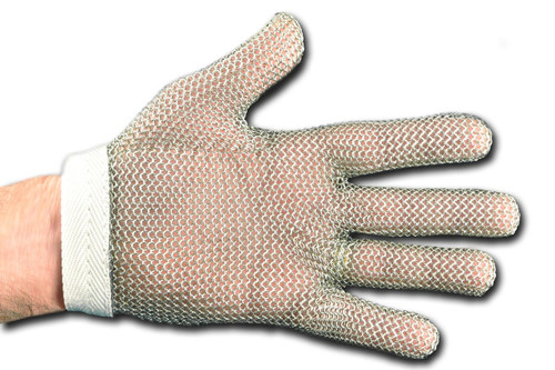 Dexter Russell Stainless Steel Mesh Glove Size Medium 82053 Ssg2-M
