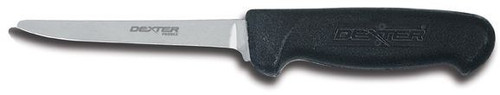 """Dexter Russell Prodex 5"""" Straight Boning Knife With Safety Tip 27303 Pdm135St"""