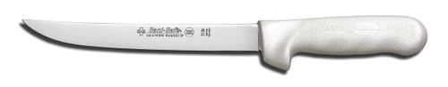 """Dexter Russell Sani-Safe 8"""" Wide Fillet Knife 10223 S138"""