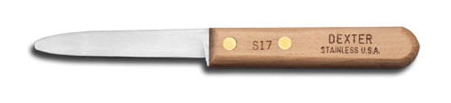 "Dexter Russell Traditional 3"" Clam Knife 10010 S17"