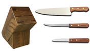 Dexter Russell Cutlery Traditional Starter Knife Block Set VB4038