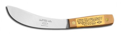 """Dexter Russell 3576 6"""" Traditional handle skinner 6221 012-6"""