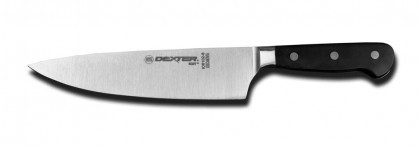 """Dexter Russell iCut-PRO 8"""" Forged Chef's Knife POM Handle 31802 IC6102-8"""