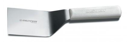 "Dexter Russell Sani-Safe 4x3"" Hamburger Turner 19853 S286-4-PCP"