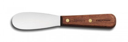 "Dexter Russell Traditional 3 1/2"" Sandwich Spreader 18100 S2493 1/2"