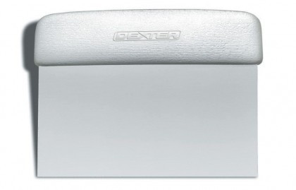 """Dexter Russell Sani-Safe 6x3"""" Dough Cutter/ Scraper 19783 S196-PCP"""
