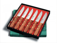 Dexter Russell Basics 6 Pc. Jumbo Style Steak Knife Set 31560 P46005-6P