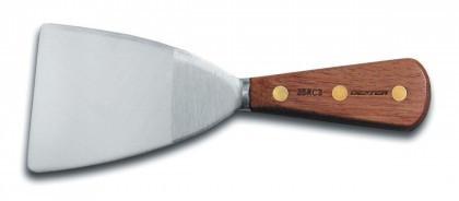 "Dexter Russell Traditional 3"" Stiff Pan Scraper 16040 25RC-3"