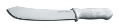 "Dexter Russell Sani-Safe 12"" Butcher Knife 4113 S112-12-PCP (4113)"