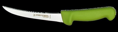 "Dexter Russell Sani-Safe 6"" Flexible Curved Boning Knife (3223)"