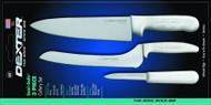 Dexter Russell Sani-Safe 3 Pc. Cutlery Set 20503 SS3 (20503)