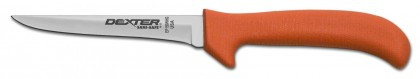 "Dexter Russell Sani-Safe 5"" Wide Utility/Deboning Poultry Knife 11223 EP155WHG (11223)"