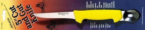"""Dexter Russell 5"""" Cut and Gut Knife Carded 28383 P11893C"""