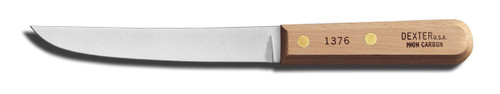 "Dexter Russell Traditional 6"" Wide Boning Knife 1880 1376"