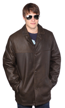 Wilda | Alden Leather Jacket
