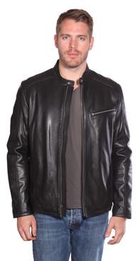 Christian NY | Stanton Leather Moto Jacket