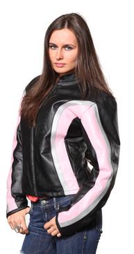 Wilda | Monroe Leather Jacket