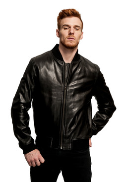 Mason & Cooper | Marshall Leather Jacket