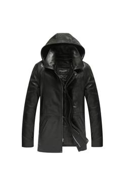Mason & Cooper | Sulton Leather Coat