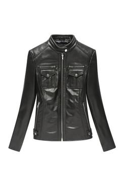 Mason & Cooper | Leslie Lamb Moto Jacket