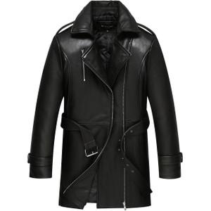 Mason & Cooper | Casey Lamb Trench Jacket