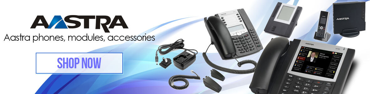Aastra SIP Phones and Accessories