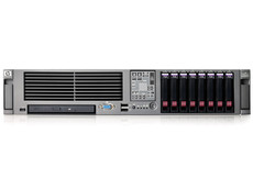 HP Proliant DL380 G5 2x Quad-Core 2.66GHZ 16GB RAM