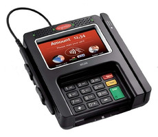 Ingenico ISC250 Touch Credit Card Terminal - New