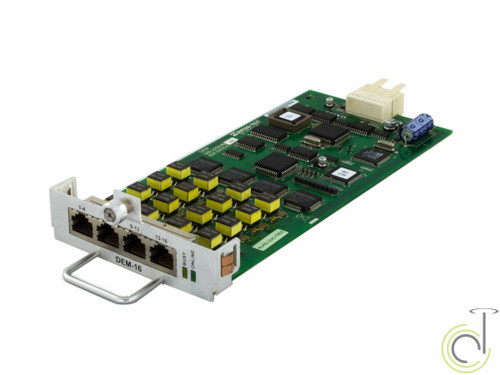 Inter-Tel 580.2200 DEM-16 Digital Port Card