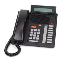 Nortel Meridian M5208 NT4X41 Digital Phone (Black)