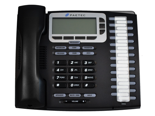 Paetec 9224P IP Phone with Power Supply
