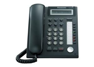 Panasonic Basic Display Digital Phone KX-DT321-B